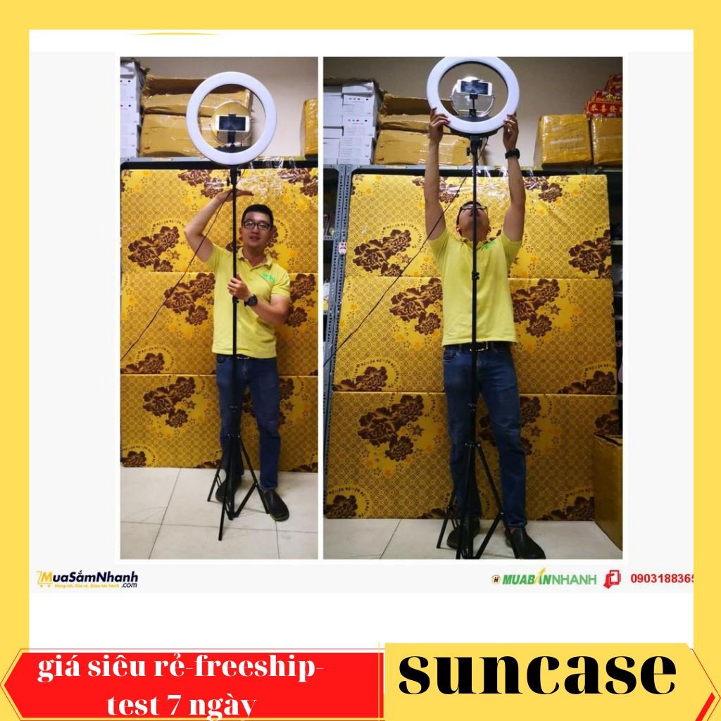 [CHÍNH HÃNG] Bộ Đèn Livestream 26cm Cao Cấp - Siêu Đẹp, Siêu Bền, Siêu Sáng, Full Đồ - Bảo Hành 6 Tháng FREESHIP