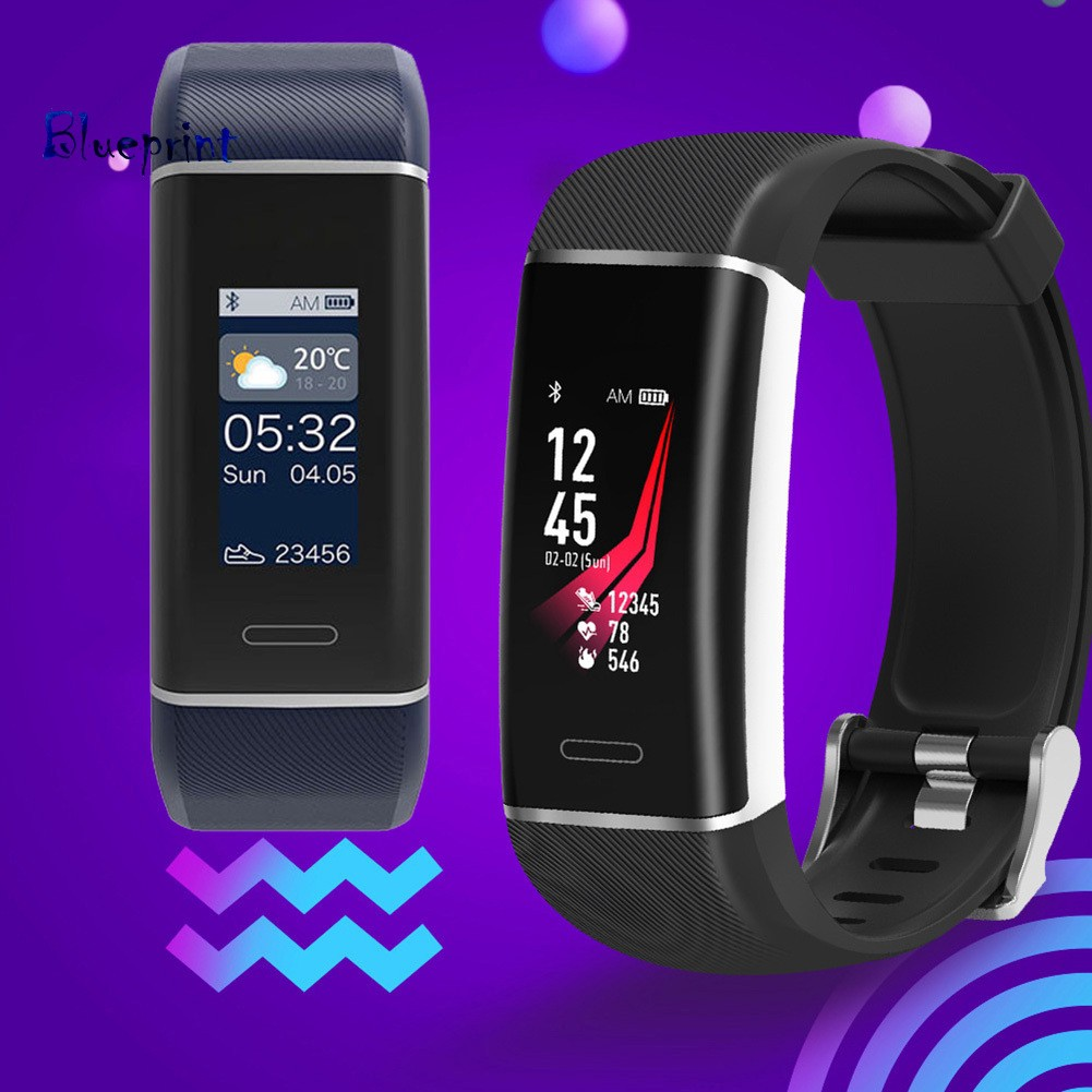 ☞BPSmart Band GPS Sports Watch Color Screen Bracelet Fitness Tracker Wristband Gift