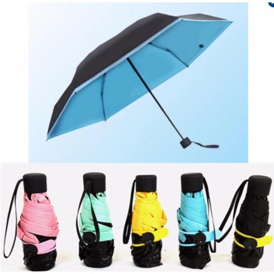 Ô dù che mưa nắng gấp siêu nhỏ gọn, thiết kế thời trang - 3349277 , 380586488 , 322_380586488 , 169000 , O-du-che-mua-nang-gap-sieu-nho-gon-thiet-ke-thoi-trang-322_380586488 , shopee.vn , Ô dù che mưa nắng gấp siêu nhỏ gọn, thiết kế thời trang