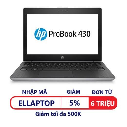 Laptop chính hãng HP Probook 430 G5 (4SS49PA) (i3-8130U, 13'3 inch HD )
