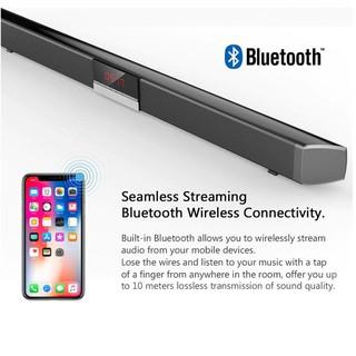 Loa Bluetooth âm thanh vòm 100W LED LCD cao cấp