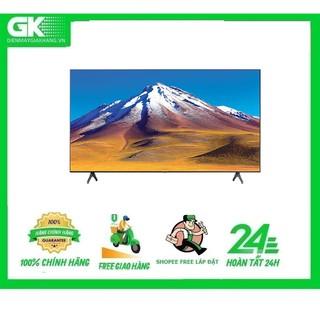 UA50TU6900-MIỄN PHÍ CÔNG LẮP ĐẶT-Smart Tivi Samsung 4K 50 inch 50TU6900 thumbnail