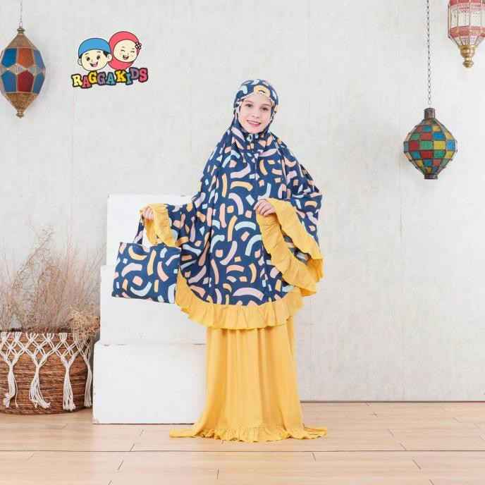 Khăn Lau Cho Bé 3 Tuổi Mukena Rayon Premium 30s - L (6-8Th) Cao Cấp