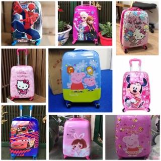 [chọn mẫu] vali cho bé SALE hai mặt in Vali kéo cho trẻ em trai gái cao cấp sẵn hàng nhập khẩu đc loại 1 thumbnail