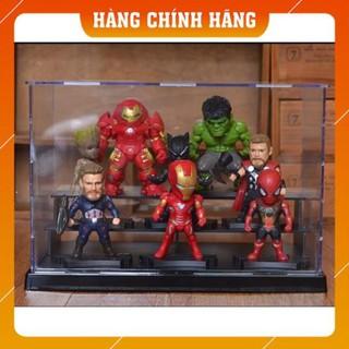 [Free ship – Hàng Chính Hãng] Bộ mô hình đồ chơi các nhân vật siêu anh hùng