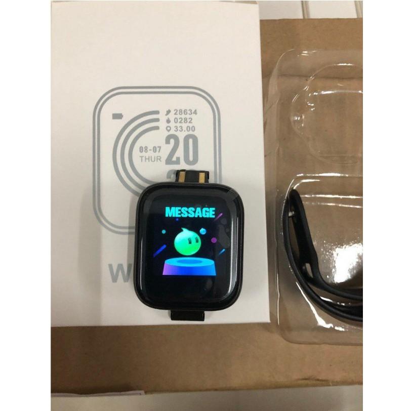Đồng Hồ Thông Minh Y68 / D20 Chống Nước Kết Nối Bluetooth / Usb / Aco Hỗ Trợ Theo Dõi Sức Khỏe