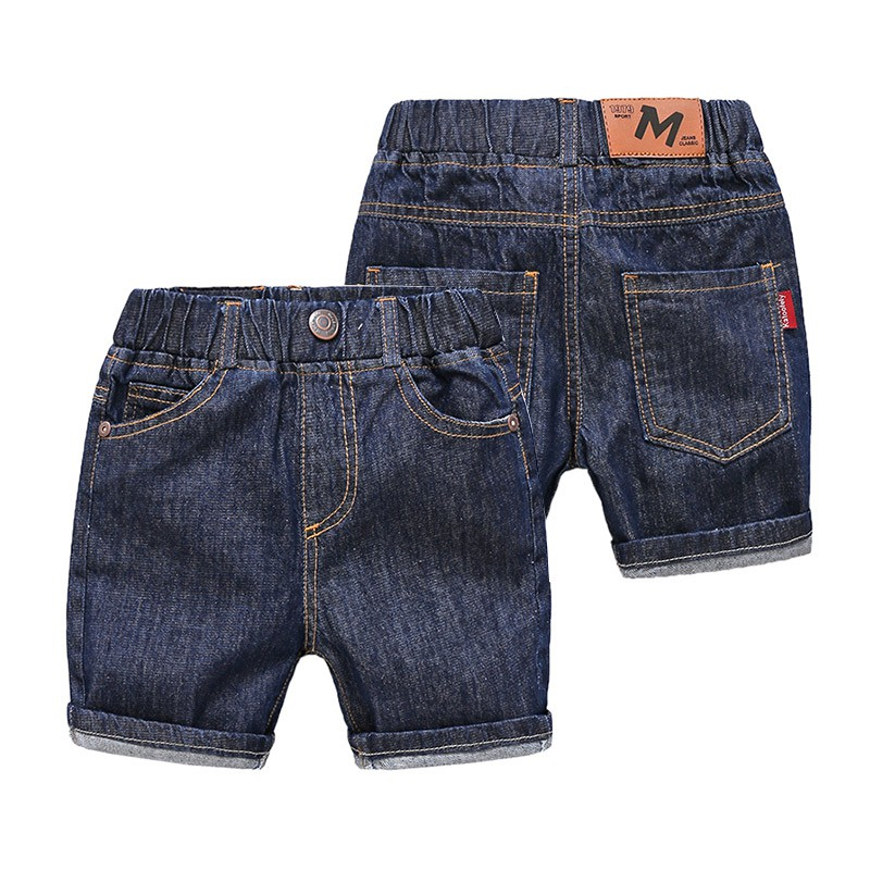 Children's jeans, shorts, summer dress 2019 Korean version o