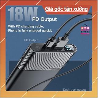 Pin dự phòng sạc siêu nhanh Hammer QC 3.0 thumbnail