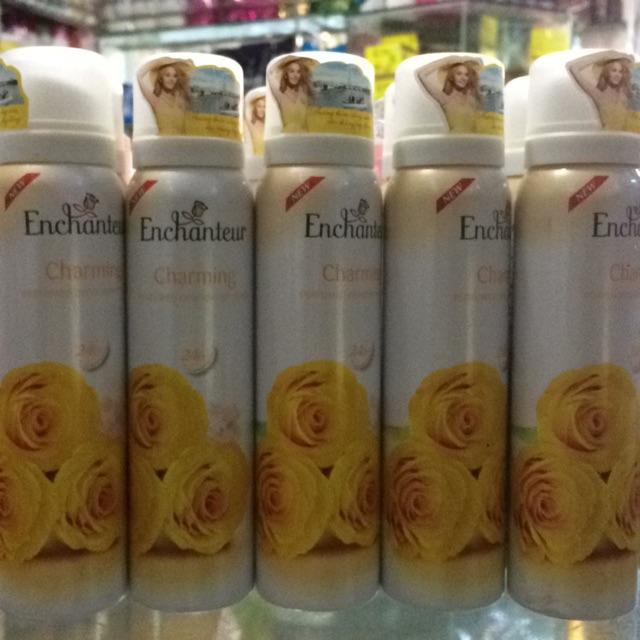 Enchanteur xịt khử mùi hương nước hoa