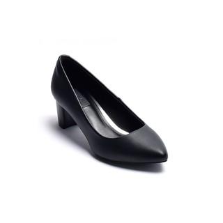 Giày gót thấp công sở bít mũi Merly 1069 thumbnail
