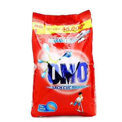 Bột giặt OMO Sạch Cực Nhanh 4,5kg- Chính Hãng