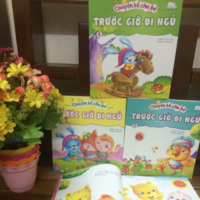 Combo 4 cuốn truyện kể cho bé trước giờ đi ngủ - 3529522 , 992796450 , 322_992796450 , 200000 , Combo-4-cuon-truyen-ke-cho-be-truoc-gio-di-ngu-322_992796450 , shopee.vn , Combo 4 cuốn truyện kể cho bé trước giờ đi ngủ