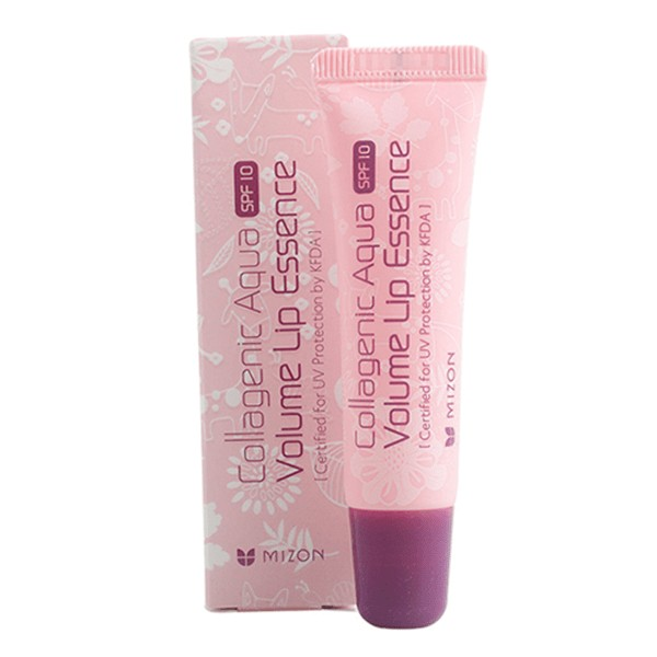 Tinh chất dưỡng môi Mizon Collagen Aqua Volume Lip Essence