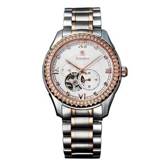 Đồng hồ nam Bestdon BD7715G dây thép (Bạc)