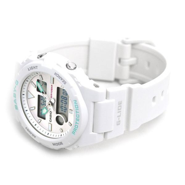 Đồng hồ nữ dây nhựa Casio Baby-G chính hãng Anh Khuê BAX-100-7ADR