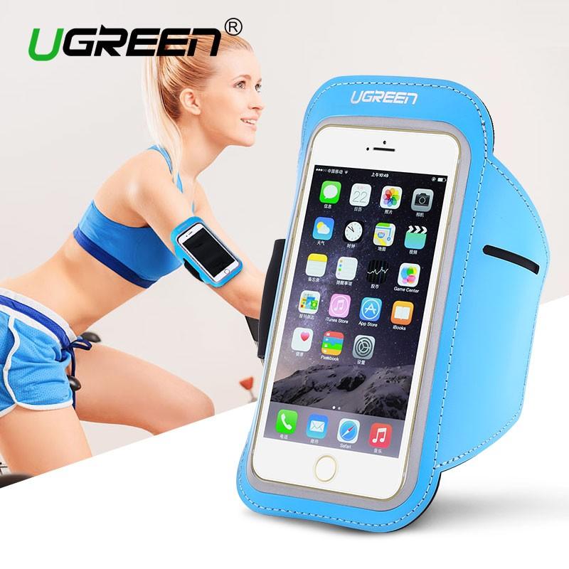 Bao đeo tay cho smartphone dùng khi chạy bộ, tập thể thao UGREEN LP107