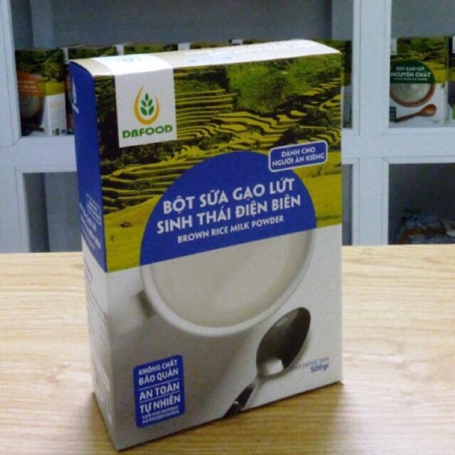 Bột sữa gạo lứt sinh thái Điện Biên dành cho người ăn kiêng 250g - 2474702 , 48890143 , 322_48890143 , 110000 , Bot-sua-gao-lut-sinh-thai-Dien-Bien-danh-cho-nguoi-an-kieng-250g-322_48890143 , shopee.vn , Bột sữa gạo lứt sinh thái Điện Biên dành cho người ăn kiêng 250g