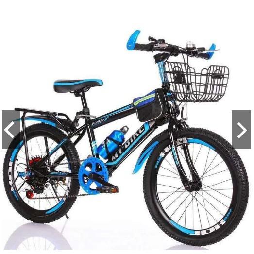 [Shopee giá rẻ] Xe đạp thể thao bánh 22 inch cho bé 9-14 tuổi