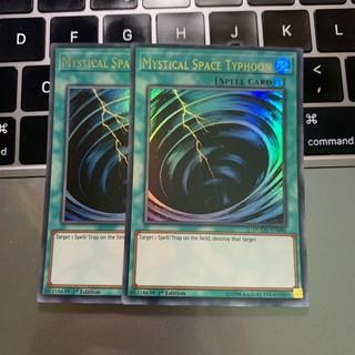 [Thẻ Bài Yugioh Chính Hãng] Mystical Space Typhoon
