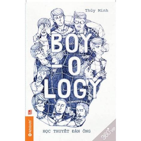 Boy-Ology – Học Thuyết Đàn Ông