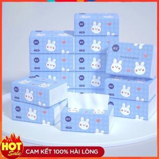 [ Freeship HCM ] Combo 2 Gói giấy ăn thỏ trắng siêu dai siêu mịn thumbnail