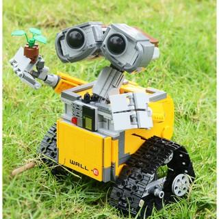 Bộ lắp ráp Robo Wall-E-Lepin 16003
