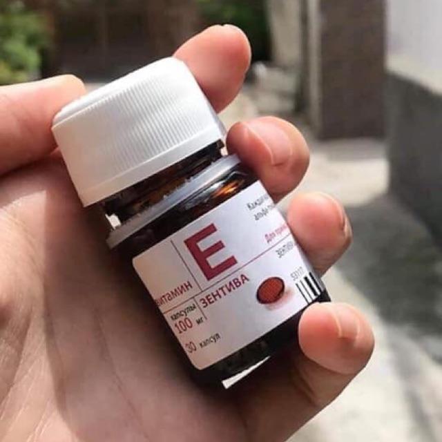 Combo vutamin E