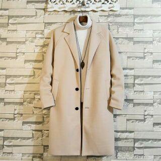 [ORDER] Áo khoác Trench Coat trùm chân chất liệu dạ phong cách Drama Hàn Quốc