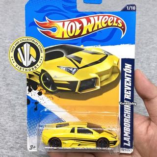 Xe mô hình 1:64 Hot Wheels Basic – Lamborghini Reventon