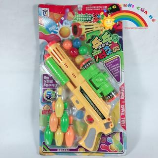 Đồ Chơi Trẻ Em Đồ chơi bắn boling Captain KB648 [ĐỒ CHƠI TRÍ TUỆ]