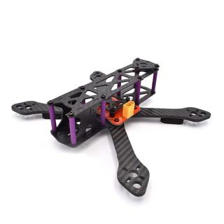 [HCM – Free ship] – Khung sườn Martian S 220mm Wheelbase 4mm Arm Carbon Fiber RC Quadcopter Drone FPV Racing Frame Kit