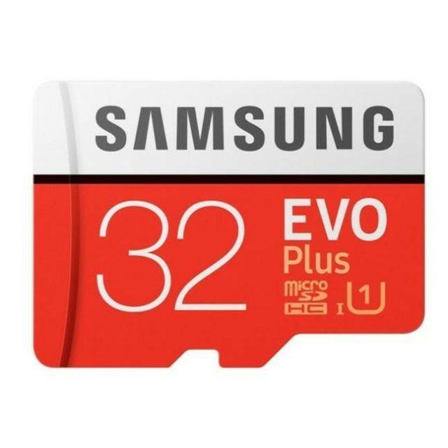 Thẻ nhớ Samsung MicroSDHC Evo Plus 32Gb 95M/s - Hãng phân phối chính thức BH 10 Năm