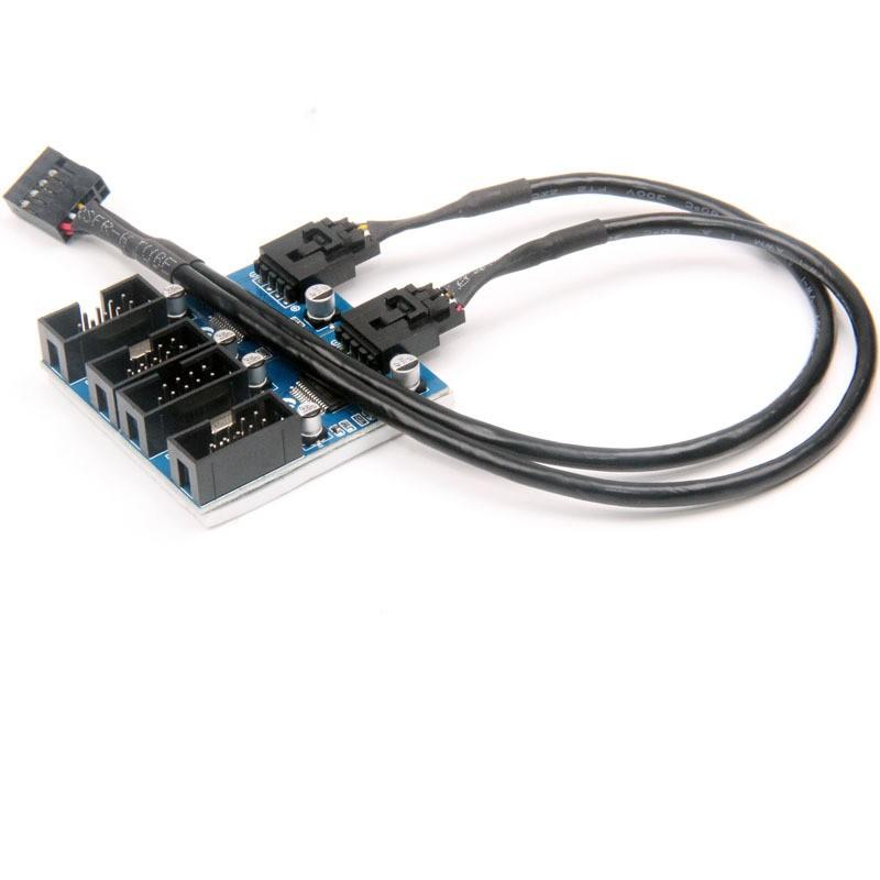 Dây chia cổng USB 9Pin