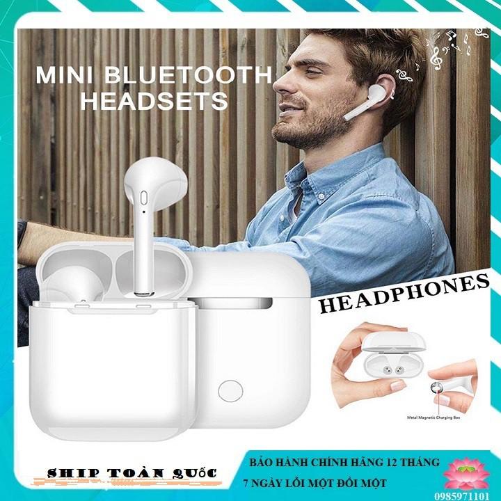 Tai nghe Bluetooth i10 Max TWS Earpod Mini Wireless.