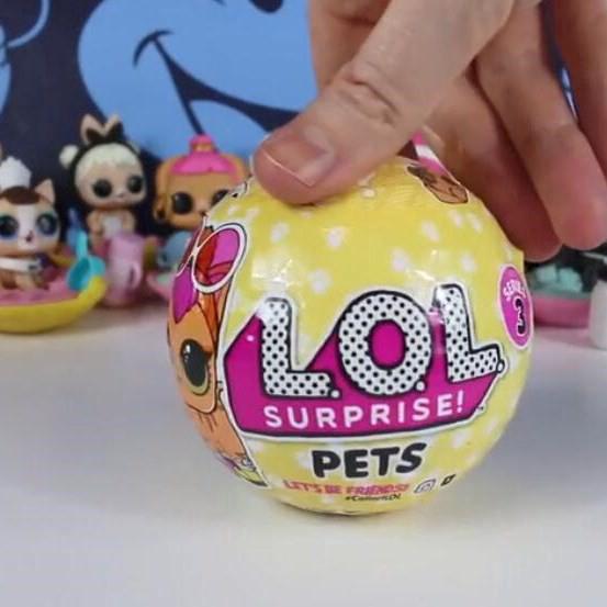 LOL Surprise Pets Series