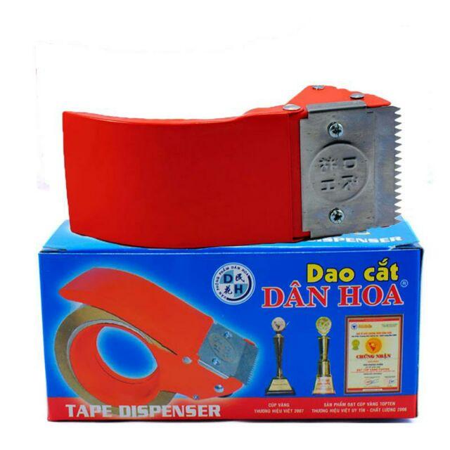 Cắt băng dính , dụng cụ cắt băng keo (cắt cuộn dưới 50