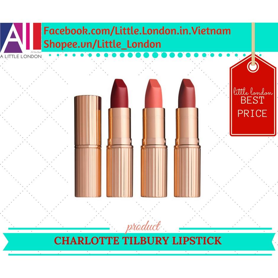 Son môi Charlotte Tilbury (Bill Anh) - 2960558 , 140978919 , 322_140978919 , 809000 , Son-moi-Charlotte-Tilbury-Bill-Anh-322_140978919 , shopee.vn , Son môi Charlotte Tilbury (Bill Anh)