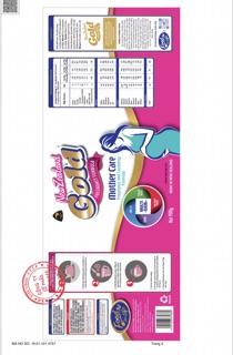 Sữa bột Newzealand gold mumcare cho phụ nữ mang thai và cho con bú 900gr 3
