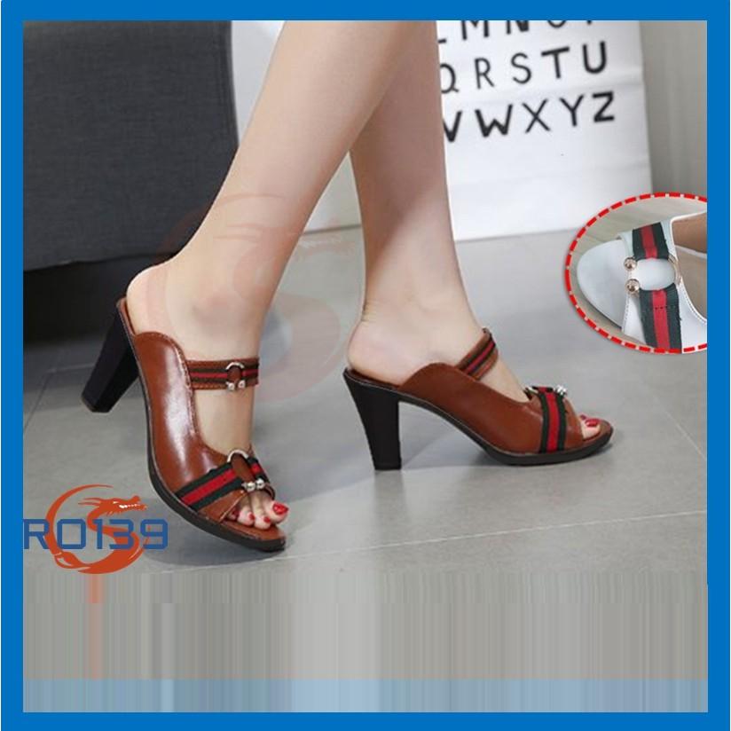 Giày sandal nữ đẹp Rosata sang trọng RO139