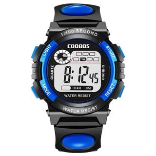 Đồng hồ trẻ em coolboss màu xanh dương mẫu 2