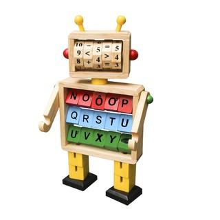 Đồ chơi thông minh – Robot học toán và chữ cái Winwintoys