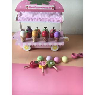 Cửa hàng kem & hoa quả mother garden🏆🏆🏆