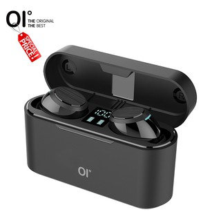 [Promotional Edition] Tai nghe OI Airsounds bluetooth 5.0 1600mAh có màn hình LCD điều khiển cảm ứng chạm âm thanh bass stereo