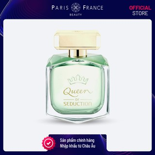 Paris France Beauty - Nước Hoa Nữ Antonio Banderas Queen Of Seduction EDT thumbnail