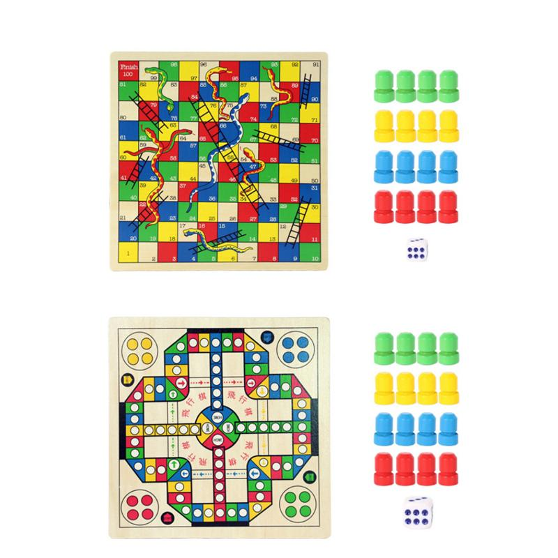 Snake Flying Chess Children Climbing Pad Game Carpet Game Chess Puzzle Toy