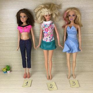 Búp bê barbie chính hãng giá rẻ
