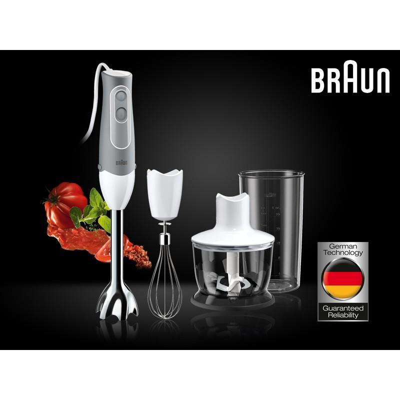 Máy xay sinh tố cầm tay Braun MQ 535 Sauce - 2463342 , 344559105 , 322_344559105 , 1260000 , May-xay-sinh-to-cam-tay-Braun-MQ-535-Sauce-322_344559105 , shopee.vn , Máy xay sinh tố cầm tay Braun MQ 535 Sauce