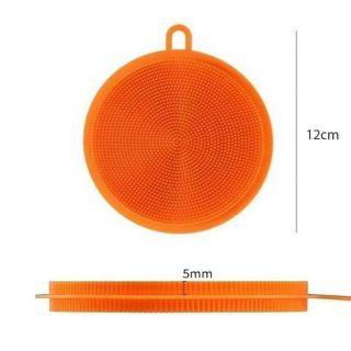 Miếng rửa bát silicon đa năng - hình 4