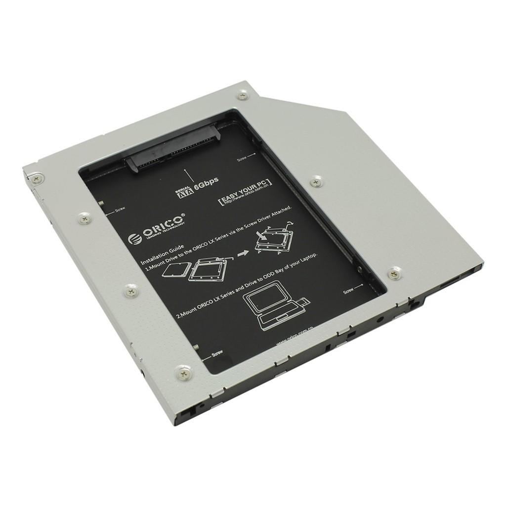 Caddy Bay SATA 12.7mm SATA 3 Orico (Dày) - Chính hãng