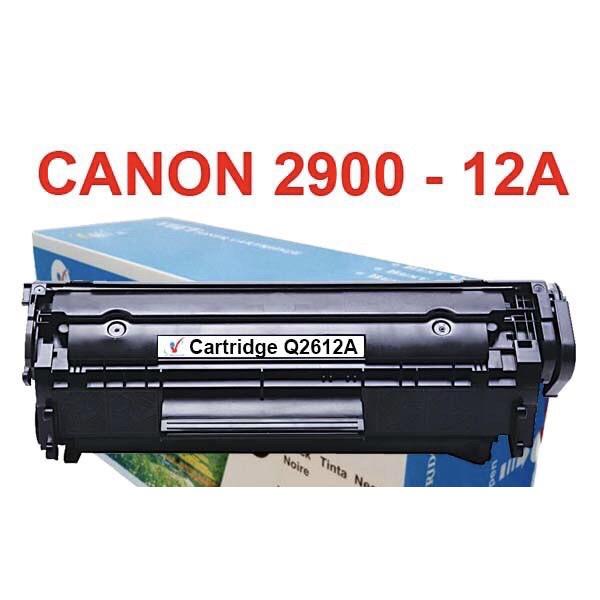 (Full Box)Hộp Mực In 12A -Canon LBP 2900 3000 L11121E FX9-Hp 1020/1022/1018-3050..MF4320d/MF4350d MF4122 1319